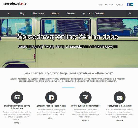 odpowiednia strona www